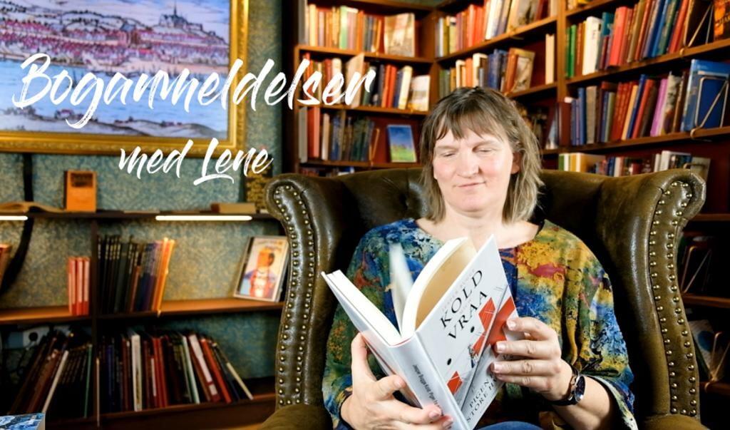 Bibliotekar Lene Lund holder øje med de nye bøger og fortæller om dem. Du lan altid gå ind og blive inspireret ved at følge linket i artiklen.  ( DCB)