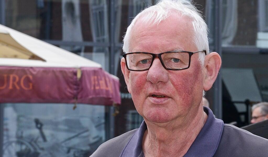 Thomas Frahm er egentlig gået på pension, men springer nu til for at redde Flensburger Hofkultur denne sommer.   (Hans Christian Davidsen)