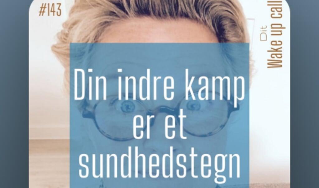 Henriette Beiers wakeupcall om at få øje på, at din indre kamp er tegn på fremskridt i dit liv.  ( Henriette Beier)