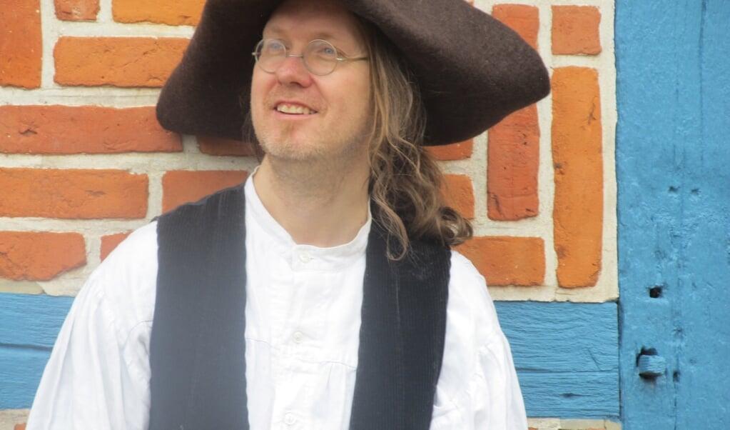 Der Autor Jens Nielsen.  (Privatfoto)