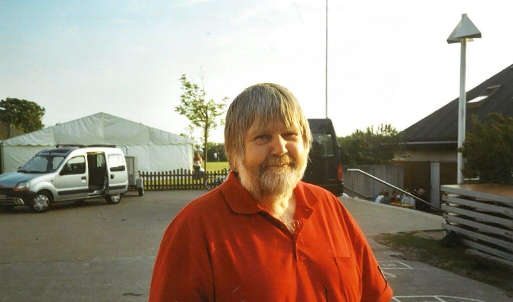 Walter Johannsen blev 77 år.  (Privatfoto)