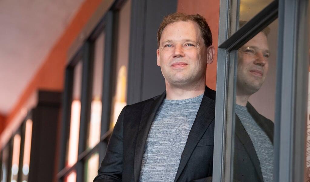 Florian Matz fra Deutscher Mieterbund i Flensborg hilser den nye lov om Mietspiegel for byer over 50.000 indbyggere velkommen.   (Kira Kutscher)