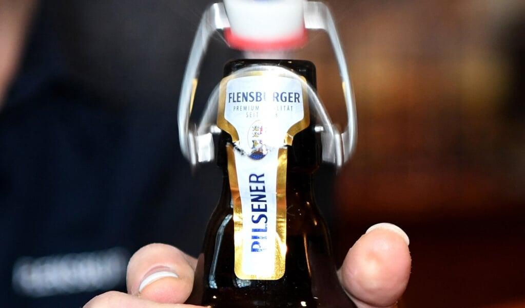 I Sønderjysk Månedsskrift noteres det, at Flensborgs legendariske bryggeri nu får en afdeling ved Slesvig.  (Arkivfoto)
