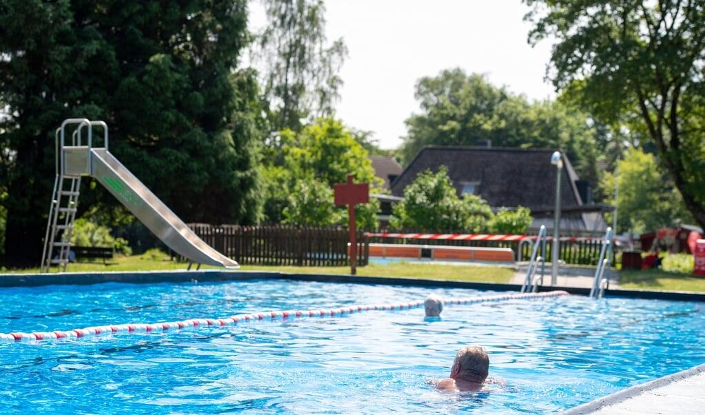 Das Freibad in Weiche öffnet ab Samstag wieder für alle Gäste. Nach dem Sommer soll ein Konzept zur Sanierung vorgestellt werden.  ( Tim Riediger)