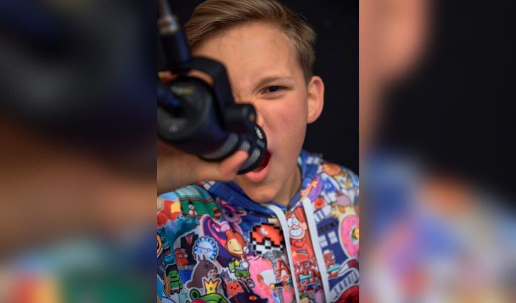 Lyt: Dette er en podcast fra unge til unge. Produceret af unge fra Harreslev Børne- og Ungdomshus.  ( Privat)