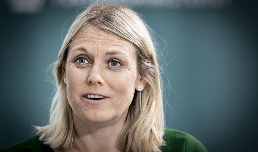 Danmarks forsvarsminister Trine Bramsen (S) deltog tirsdag og onsdag i møder med det nordiske forsvarssamarbejde Nordefco og det nordeuropæiske forsvarssamarbejde Joint Expeditionary Forces (JEF). (Arkivfoto)  (Liselotte Sabroe/Ritzau Scanpix)