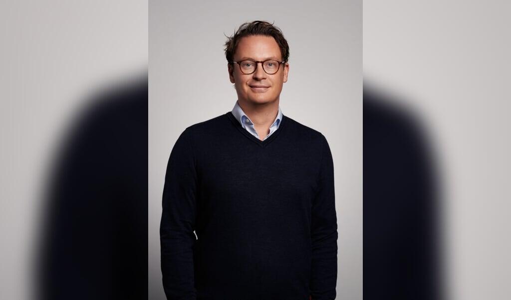 Den tidligere CDU-ungdomspolitiker Finn Age Hänsel satser på at sælge cannabis som kosmetik, hudpleje og mere til.  (Norman Posselt)