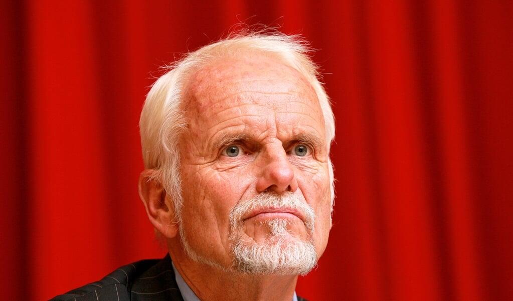 - Anglerne er et ubeskrevet folk i skønlitteraturen, siger Wolfgang Börnsen.   (Lars Salomonsen)