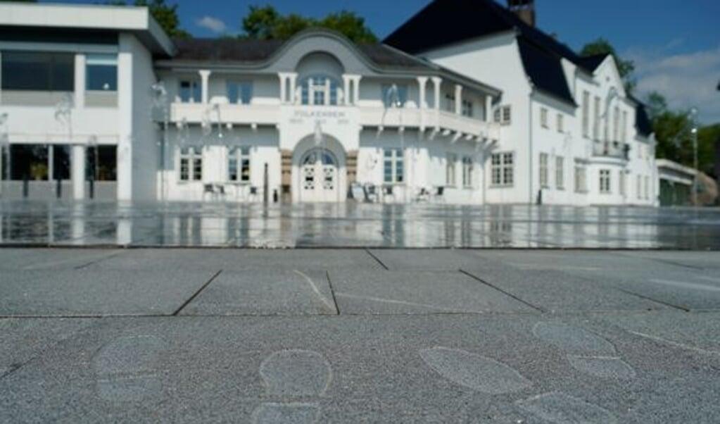 Det er her foran Folkehjem, at foredragene kommer til at foregå.  Kerstin Bundgaard, Aabenraa Kommune  ( Kerstin Bundgaard, Aabenraa Kommune)