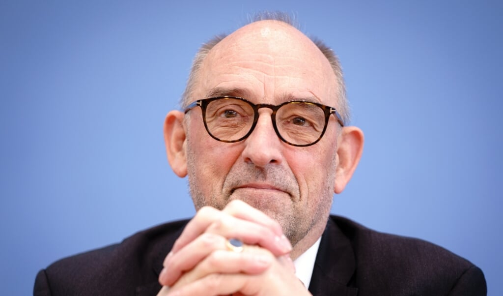 Lavende ledighed udløser optimisme hos Detlef Scheele, der er chef for arbejdsmarkedsforvaltningen.    (Kay Nietfeld/dpa)