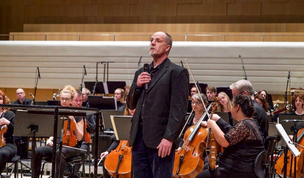 Nikolaj Andersen: - Med et stærkt musikmiljø og elevernes styrkede musikalske ballast bliver det lettere at tiltrække musikere til landsdelen.  (Arkivfoto)
