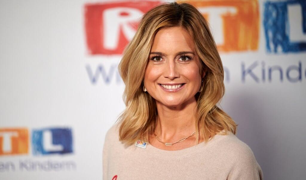 Normalt er Susanna Ohlen vært for RTLs populære morgenshow.    (Henning Kaiser/dpa.)