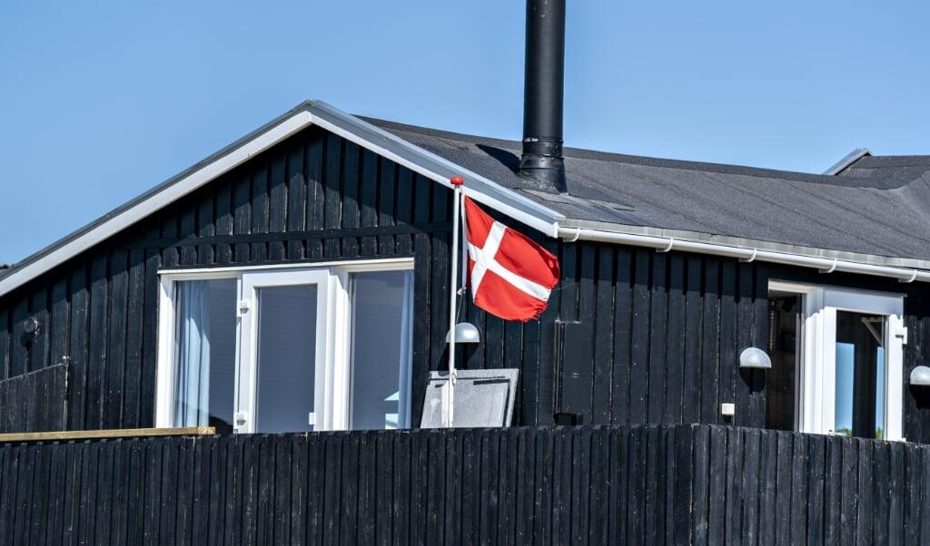 Flere danskere valgte at leje sommerhuse i Danmark i juni 2021 i forhold til samme måned sidste år, viser tal fra Danmarks Statistik. (Arkivfoto)  (Henning Bagger/Ritzau Scanpix)