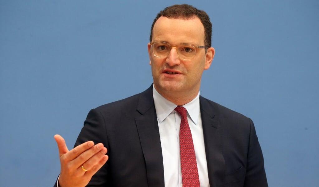 Nu er det op til den enkelte, om delta skal have en chance, mener sundhedsminister Spahn.    (Wolfgang Kumm/dpa.)