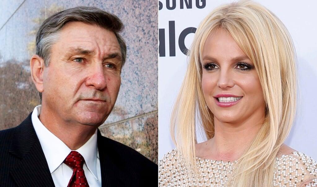 Britney Spears er en ufri person. Hendes far, Jamie Spears, har den fulde kontrol over hendes formue.   (dpa)
