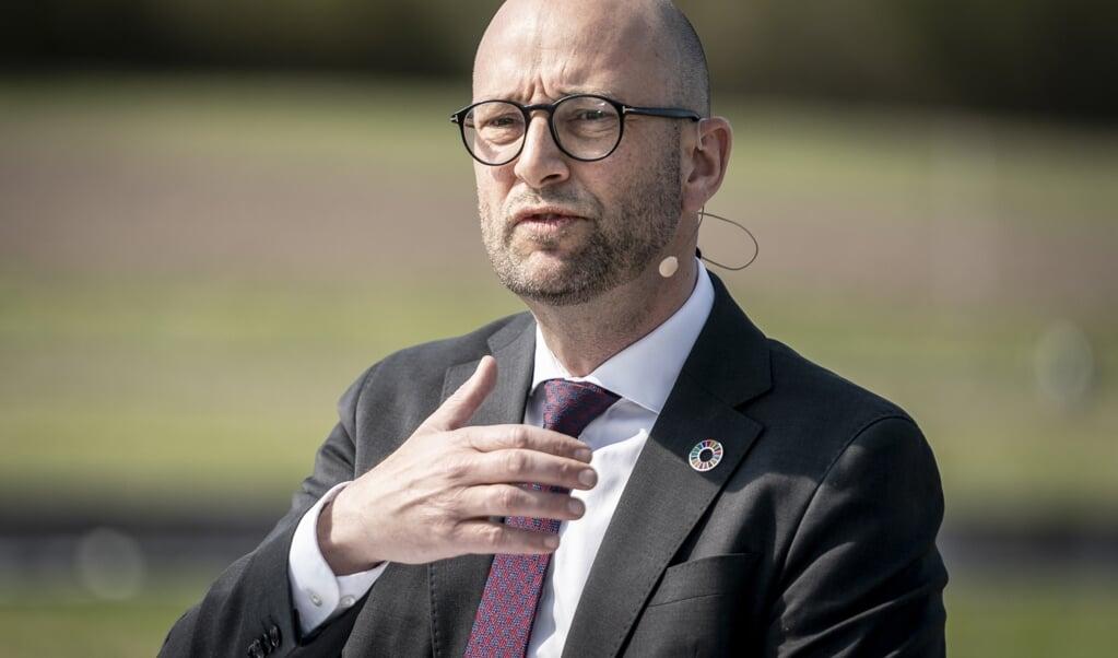 Rasmus Prehn (S) kommer til at blive den danske regerings repræsentant ved OL i Japan. (Arkivfoto)  (Mads Claus Rasmussen/Ritzau Scanpix)