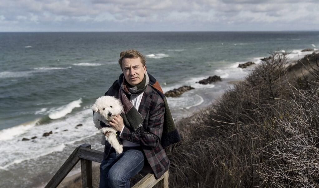Morten Messerschmidt, der stellvertretenden Vorsitzenden der Dänischen Volkspartei, wird Betrug und Fälschung vorgeworfen.   ( Mathias Svold/Ritzau Scanpix)
