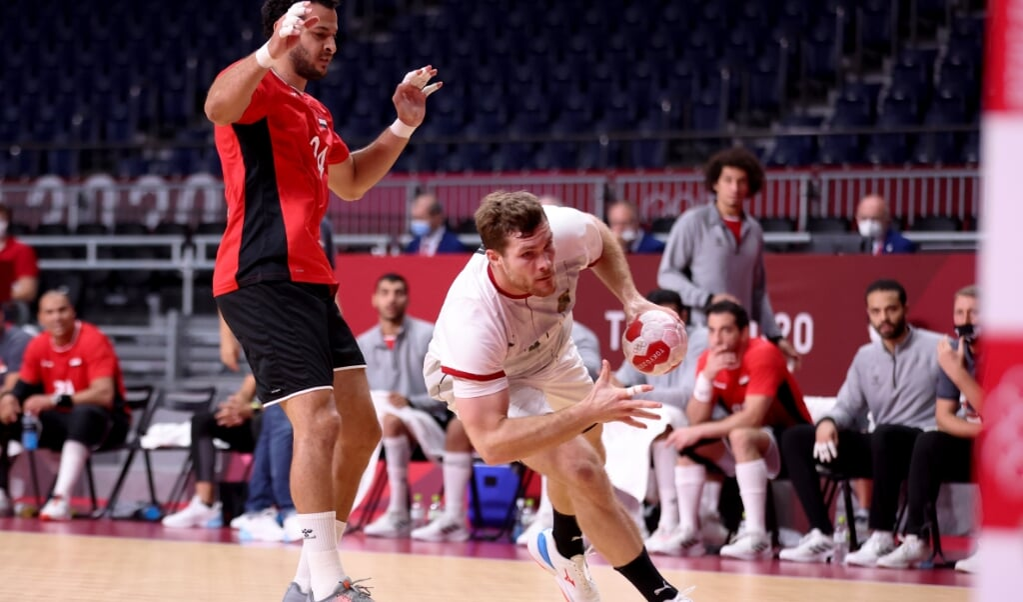 Für Johannes Golla und Deutschland sind die Olympischen Spiele zu Ende.  ( Jan Woitas/dpa-Zentralbild/dpa)