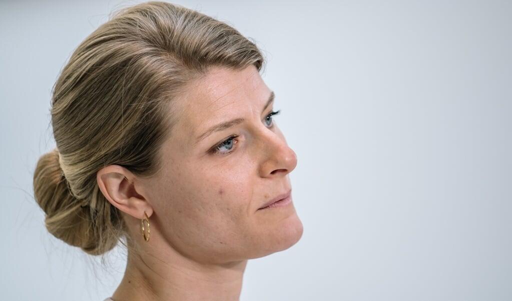 »Ane Halsboe-Jørgensens succes afhænger af hendes evne til klart og tydeligt at definere og formulere en opbyggelig og appellerende socialdemokratisk kulturpolitik for det 21. århundrede«, skriver dagbladet Politiken på lederplads.   (Scanpix)
