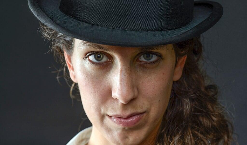 Mezzosopran Francine Vis er en af de nye stemmer på scenen i Tinglev.   (Reinhard Wilting)