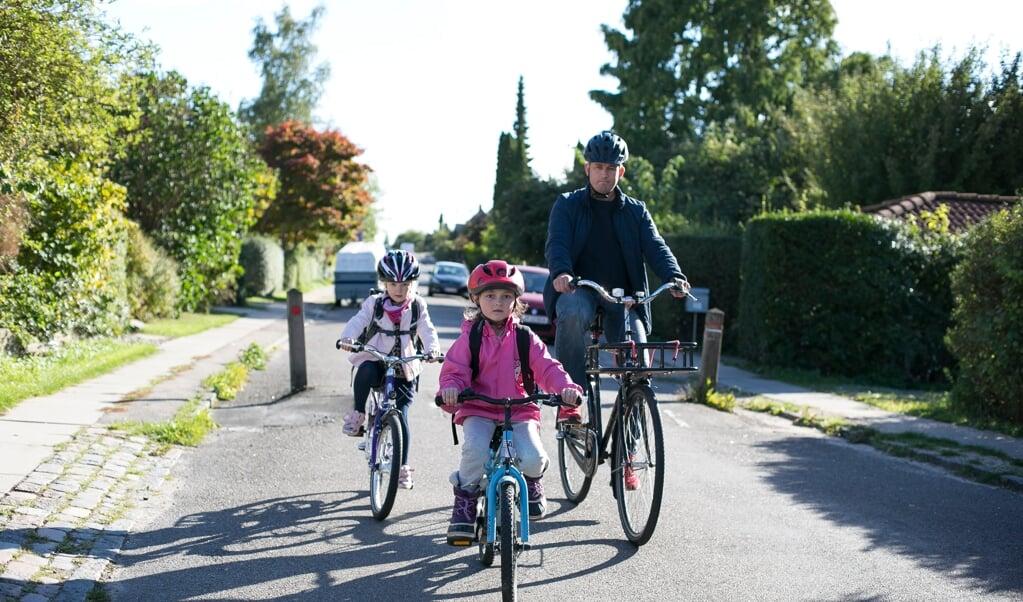 SSW vil have bedre cykelstier i Slesvig-Holsten.   (Trafik og sikkerhed)