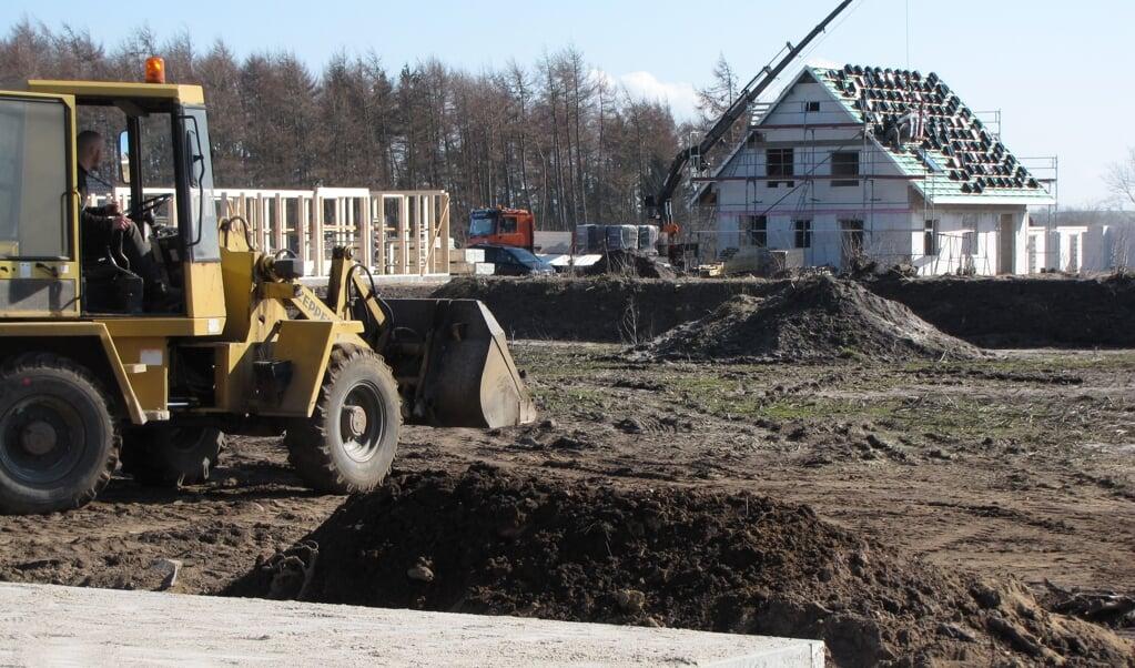 Salget af byggegrunde er eksploderet i 2021. Efter første halvår ligger salget i 2021 79 procent højere end i samme periode i 2020.   (Arkivfoto)