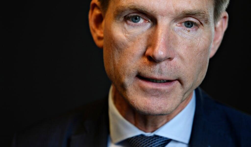 Kristian Thulesen Dahl fik alligevel ingen modkandidater ved formandsvalget.    (Philip Davali/Ritzau Scanpix)
