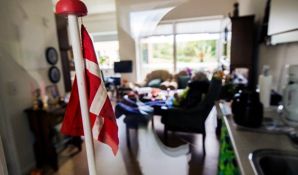 Plejehjemmene må ikke udleje gæsteværelser, men de må gerne hjælpe pårørende, der har brug for at overnatte på plejehjemmet.   (Timo Battefeld, JydskeVestkysten)