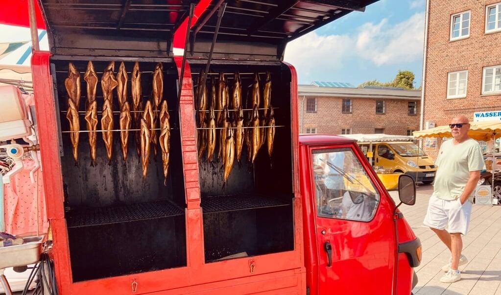 Am 29. August lädt der Kappelner Fischmarkt wieder zum Bummeln und Shoppen ein.   (WTK)