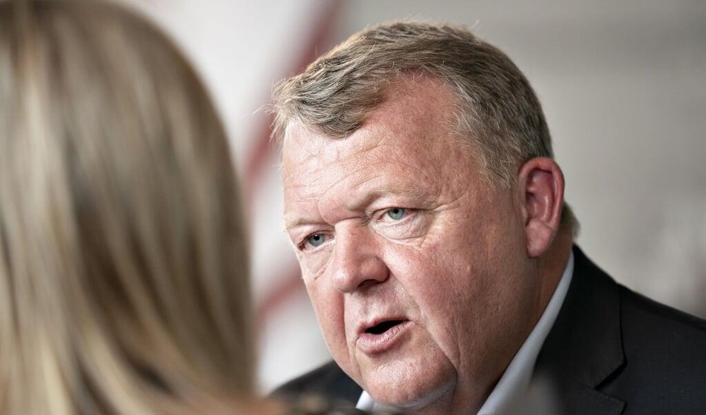 Lars Løkke Rasmussen vil være at finde på stemmesedlen ved næste folketingsvalg. (Arkivfoto)  (Henning Bagger/Ritzau Scanpix)
