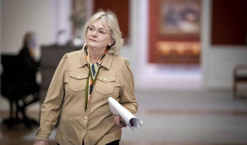 Pia Kjærsgaard vil ikke udfordre Kristian Thulesen Dahl på posten som formand for Dansk Folkeparti til weekendens årsmøde, oplyser hun. (Arkivfoto)  (Liselotte Sabroe/Ritzau Scanpix)