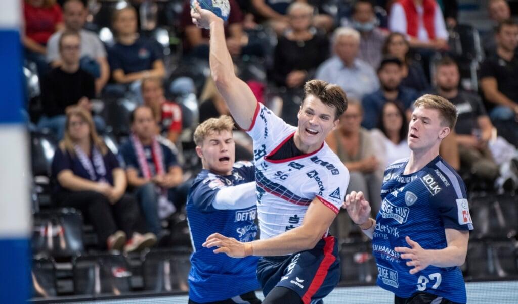 Zum Start der neuen Handball-Saison am Mittwoch gelten die neuen Regeln noch nicht.    (Kira Kutscher)