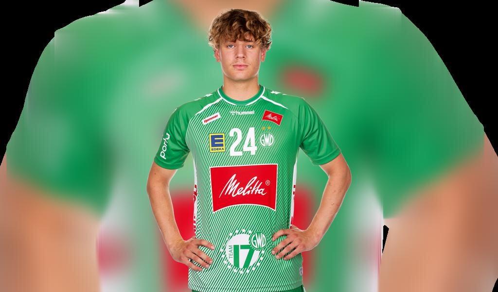 Magnus Holpert spielt inzwischen für GWD Minden, ist aktuell aber verletzt.  ( GWD Minden)