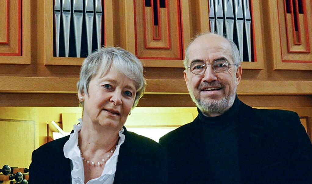 Christina und Rainer Selle.  Kirchenkreis Schleswig-Flensburg  ()