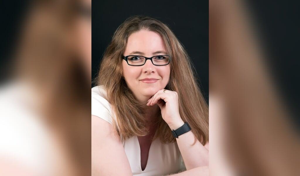 Karen Inge Nielsen er grænsesøgende i sine krimier - i dobbelt forstand.   (PR)