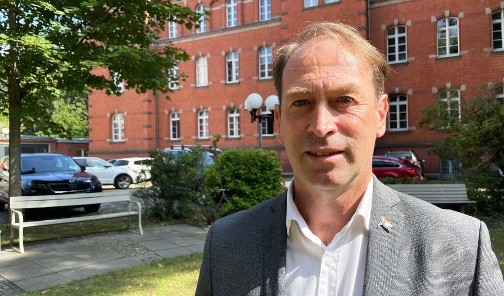 Mindretalspolitikken ryger ofte af agendaen ved de interne forhandlinger i partierne, mener Gösta Nissen. Derfor er SSWs valg vigtigt, siger han.   (Camilla Sørensen)