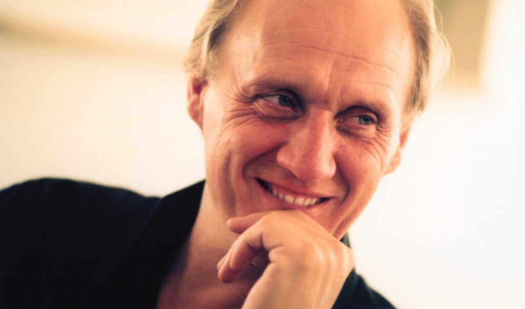 Det kunstneriske multitalent Herman van Veen.   (PR)