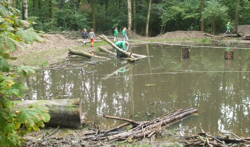 Natuurspeeltuin De Boomhut in Terneuzen is de hele zomervakantie open. Natuur&Zo verzorgt iedere middag een activiteit in de speeltuin.