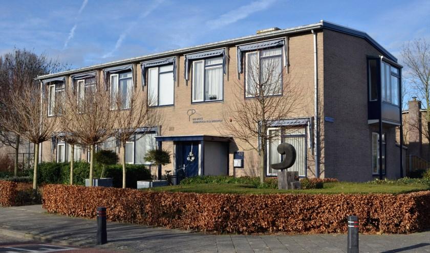 Het hospice aan de Leeuwenlaan 40 in Terneuzen.