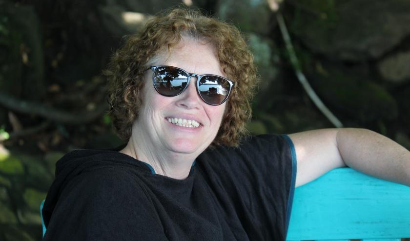 Birgitta Santbergen werkt sinds zeven jaar als proces coördinator en NT1/NT2 docente bij Scalda in Terneuzen.