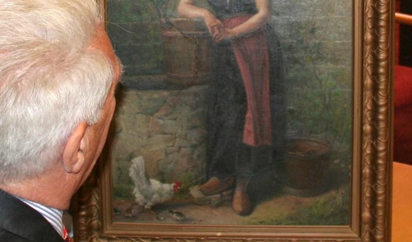 Wat zou het schilderij waard zijn?