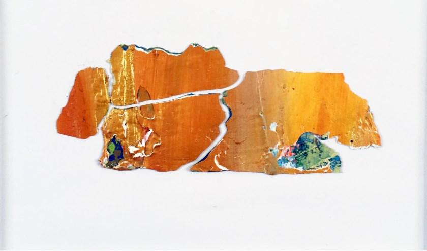 Een werk van Antoinetta Reesink.