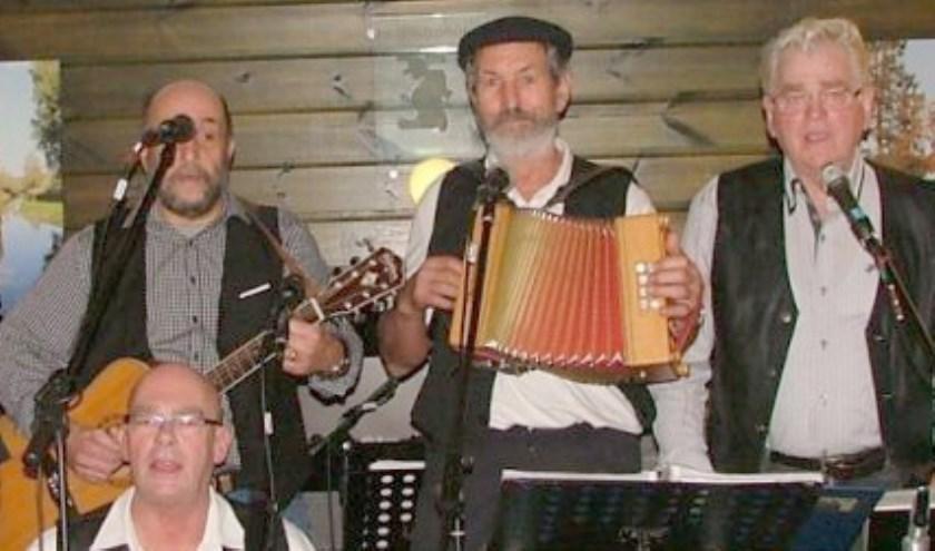 Friends of Folk (deel van de groep). Foto PR