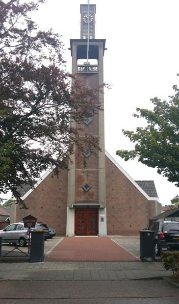 De SOW-kerk in Breskens. Foto PG De Verbinding