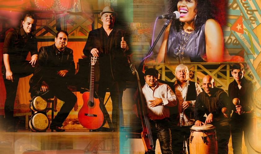 Raìces Cubanas treedt woensdag 15 januari op in het Ledeltheater in Oostburg.
