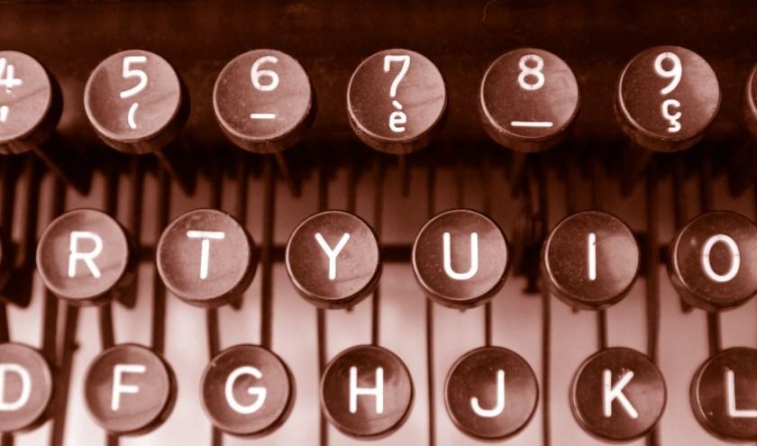 1980. Verhalen tikte je op een typemachine.