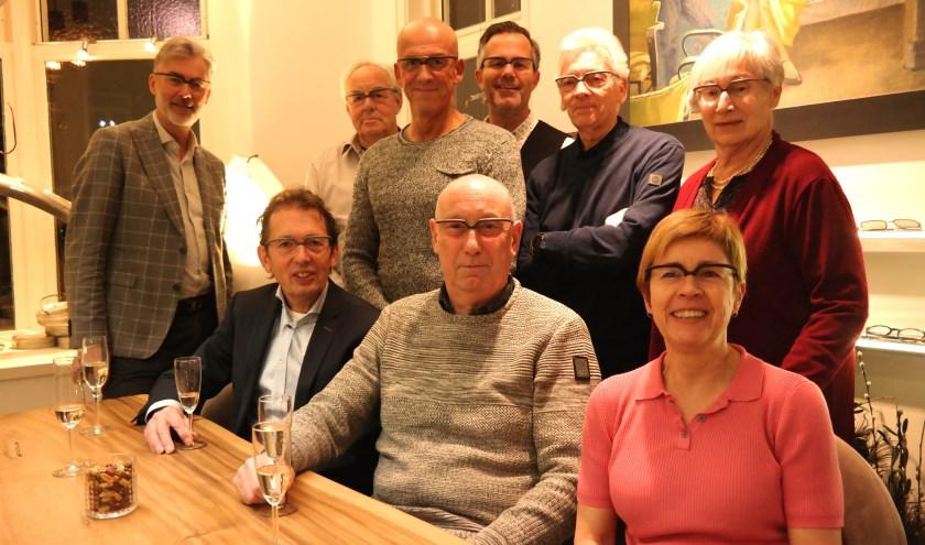 Na bijna veertig jaar ervaring presenteerde Coert Schelfhout (links) van Schelfhout voor Oog & Oor in Terneuzen zijn eigen revolutionair ontwerp.