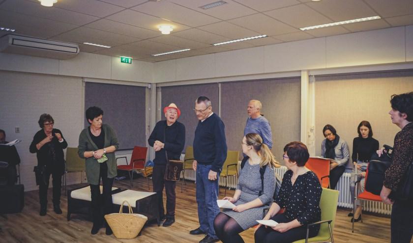 Toneelvereniging Camere Van Rhetorica De Transfiguratie uit Hulst doet elk jaar weer haar best om het publiek te verrassen.