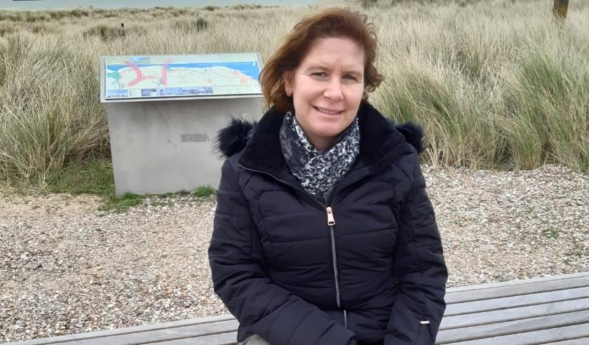 Daisy van der Slikke werkt als coach en regisseur in de Praktijkroute, een nieuwe onderwijsvorm binnen Scalda.
