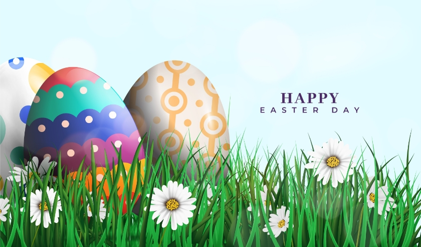 Is het ei of zijn de eieren naar wens versierd? Zet 'm of zet ze op de foto en mail deze naar gertie.de.boey@dpgmedia.nl.
